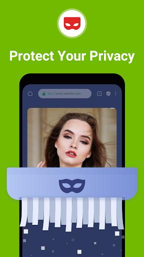 Free Adblocker Browser:Adblock, Private, Incognito android2mod screenshots 1