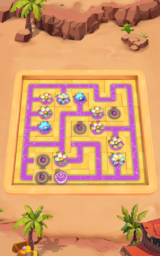 Flow Water Connect Puzzle  screenshots 8