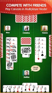 Canasta (Free, no Ads) 1.2.1 APK Mod for Android 1