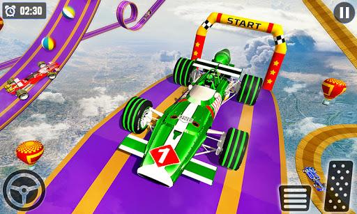 Impossible Formula Jet Car Racing Stunts  screenshots 5