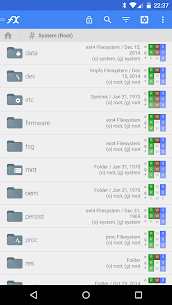 File Explorer (Root Add-On) 1.0.2 Mod APK [Unlocked] 1