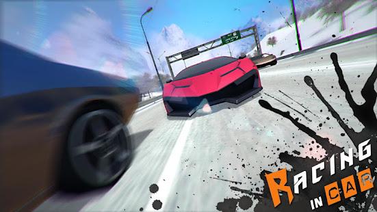 Racing In Car 3D 3.0 screenshots 1