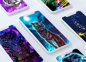 Neon Animals Wallpapers