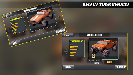 city extreme truck offroad screenshot 2
