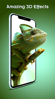 3D Parallax Wallpaper - 4D, Live and 4K Background