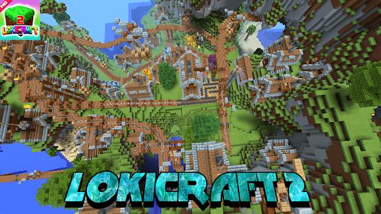 Lokicraft - Building And Crafting 2021 1.1 Screenshots 2