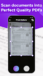 screenshot of Free PDF Scanner - Scan Documents, Photo, Text