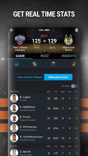 365Scores: Live Scores & Sports News  screenshots 11