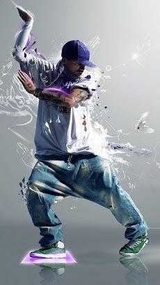 ダンス ライブ壁紙 - ヒップホップ バックグラウンドのおすすめ画像1