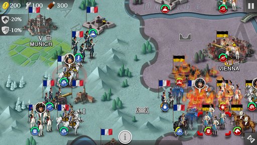 European War 4: Napoleon 1.4.30 screenshots 3