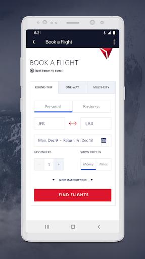 Fly Delta 5.4.1 screenshots 1