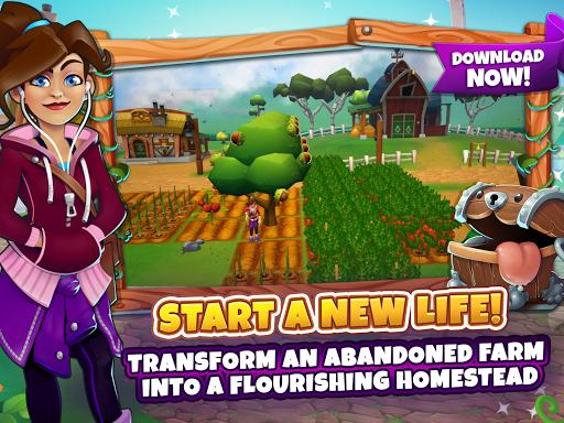 Télécharger Gratuit Farmer's Fairy Tale apk mod screenshots 5