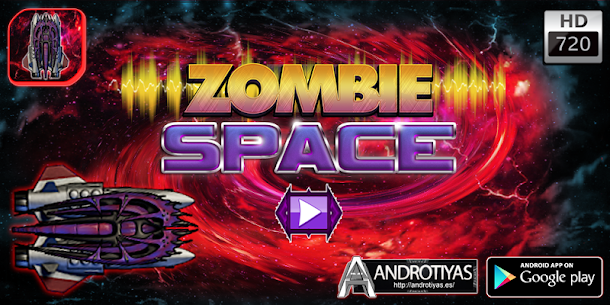Zombies Space HD Hack for Android and iOS 1