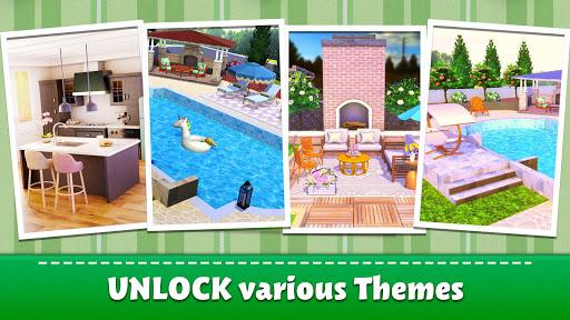 Code Triche Sweet Home: Design My Room APK MOD (Astuce) screenshots 3
