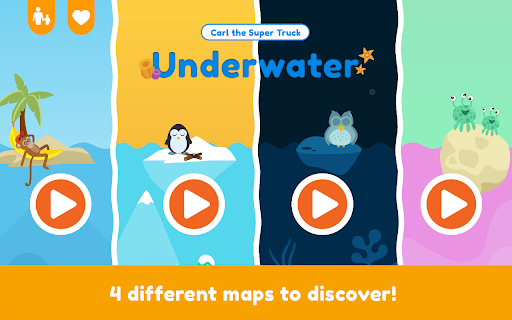Carl the Submarine: Ocean Exploration for Kids  screenshots 10