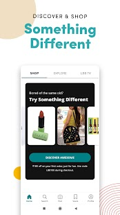 LBB - Discover & Shop Something Different Screenshot