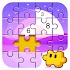 Jigsaw Coloring Puzzle Game - Free Jigsaw Puzzles