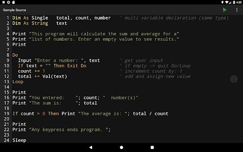 BASIC Programming Compiler
