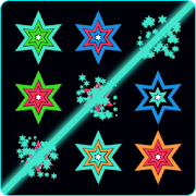 Color Stars - Color Rings, Color Puzzle