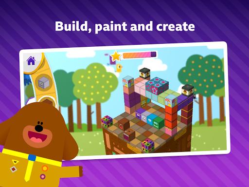BBC CBeebies Get Creative - Build, paint and play! 1.18.1 screenshots 9