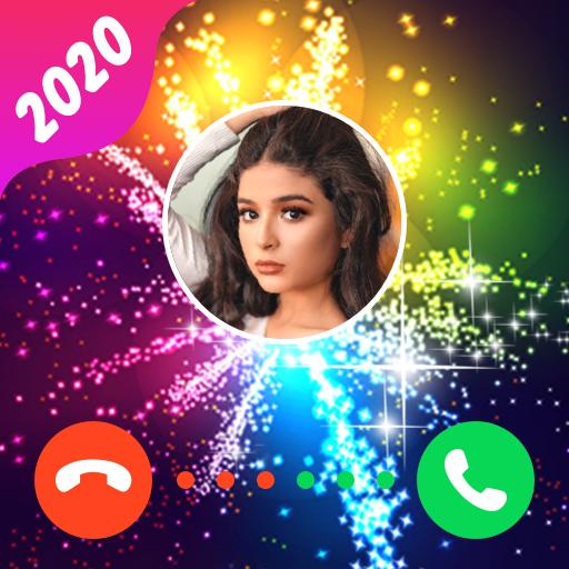 Color Call Flash- Call Screen Call Phone LED Flash Icon