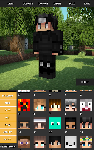 Custom Skin Creator For Minecraft apktram screenshots 9
