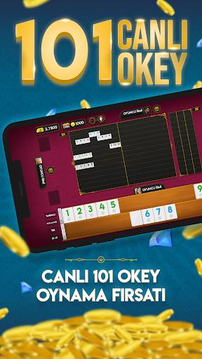 101 Okey Canlu0131 1.0.6 screenshots 1