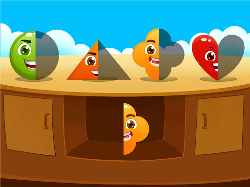 Learn shapes and colors for toddlers kids screenshots 9
