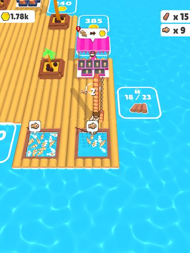 Raft Life - Build, Farm, Expand Your Perfect Raft! 1.8 screenshots 9