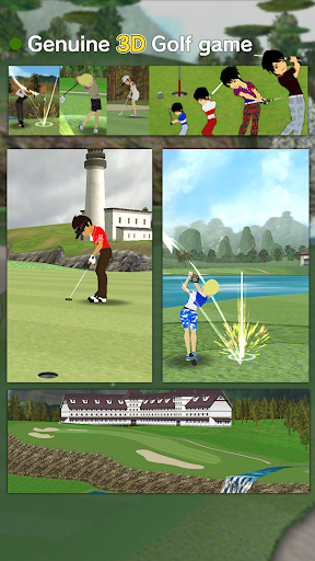 CHAMPION'S GOLF.jp 3.0.8 screenshots 6