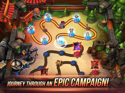 Dungeon Hunter Champions: Epic Online Action RPG 1.8.34 screenshots 11