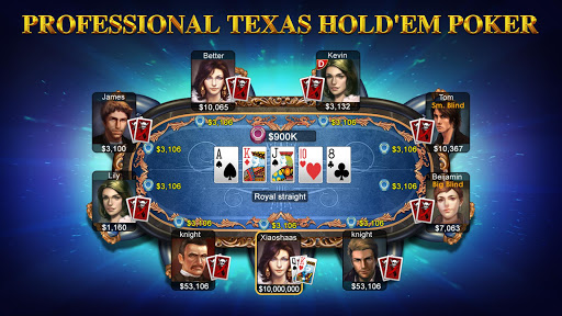 DH Texas Poker - Texas Hold'em 2.8.6 screenshots 1