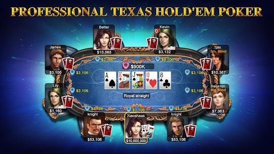 DH Texas Poker – Texas Hold' em Apk Download 1