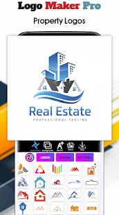 Logo Maker 2021- Logo Creator, Logo Design 1.1.4 Screenshots 4