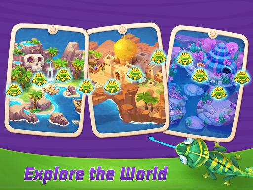 Solitaire TriPeaks Adventure - Free Card Game  screenshots 8