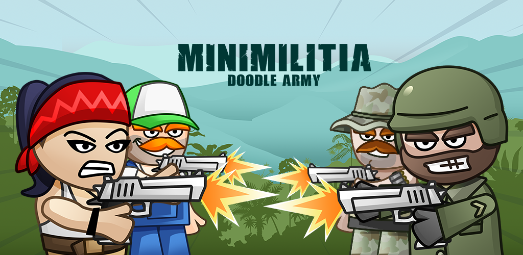Mini Militia - Doodle Army 2  poster 0