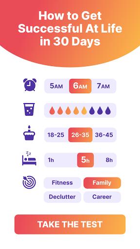Fabulous: Daily Motivation & Habit Tracker 3.67 screenshots 1