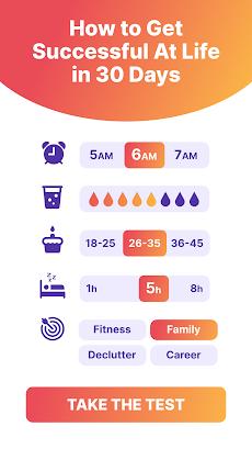Fabulous: リラックス、瞑想、睡眠でモチベーションをキープ!のおすすめ画像1