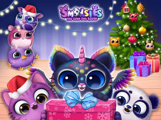 Smolsies - My Cute Pet House screenshots 10