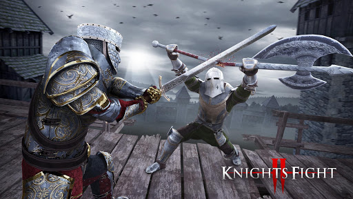 Knights Fight 2: Honor & Glory apkpoly screenshots 2