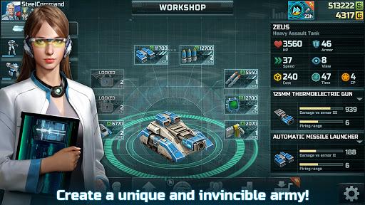 Art of War 3: PvP RTS modern warfare strategy game  screenshots 5