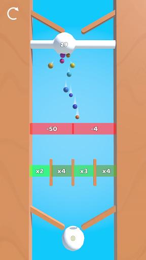 Bounce Balls - Collect and fill  screenshots 4
