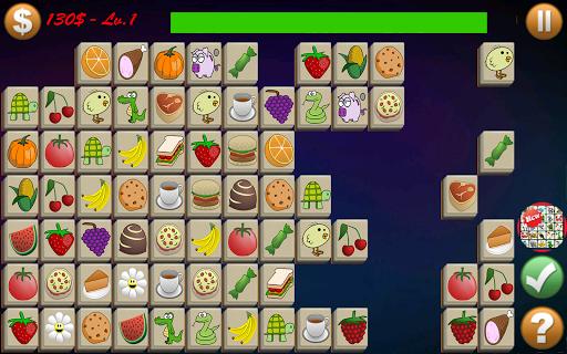 Tile Connect Master - Fruit Onnect Tile Puzzle apkpoly screenshots 2