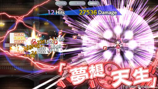 Touhou LostWord screenshots 2