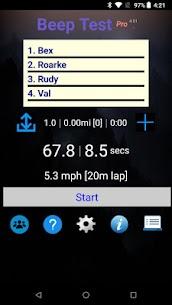 Beep Test Pro 4.41 Mod + APK + Data UPDATED 1