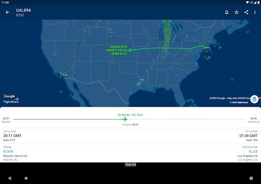 FlightAware Flight Tracker 5.6.6 Screenshots 9