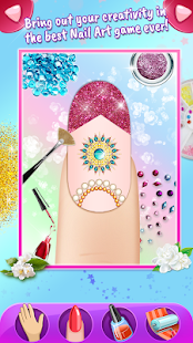 Nail Salon - Design Art Manicure Game 1.4 Screenshots 12