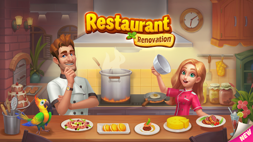 Restaurant Renovation 2.5.10 Screenshots 17