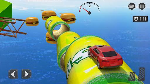 New Mega Ramp Crazy Car Stunts Games 1.0.37 screenshots 4