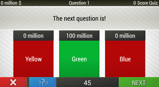 Quiz Just Be Smart  screenshots 3